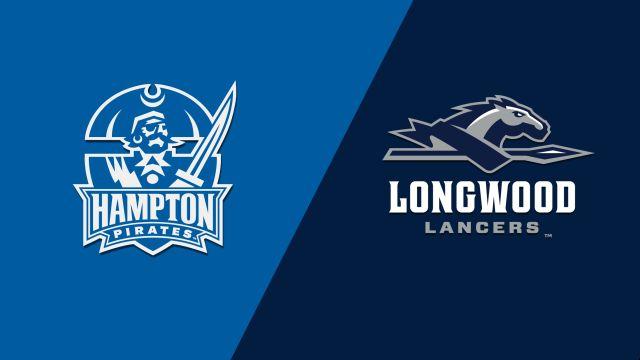 Hampton vs. Longwood (M Basketball)