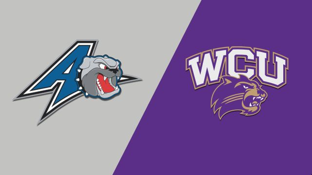 UNC Asheville vs. Western Carolina (M Basketball)
