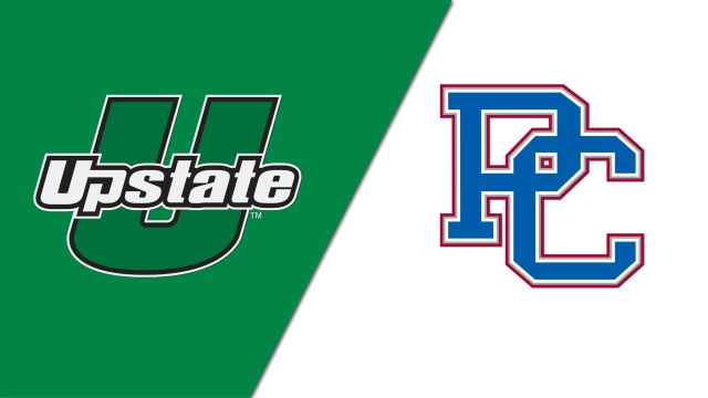 USC Upstate vs. Presbyterian (M Basketball)