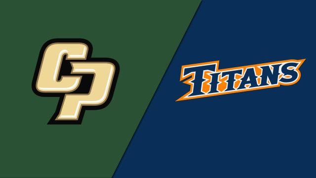 Cal Poly vs. Cal State Fullerton (M Basketball)