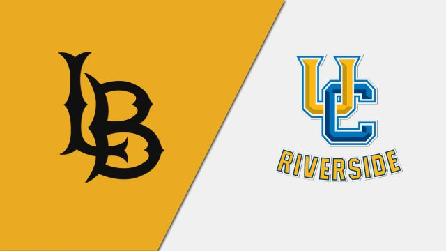 Long Beach State vs. UC Riverside (M Basketball)