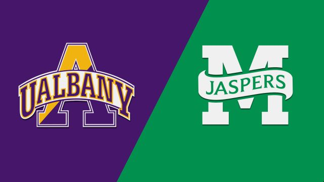 Albany vs. Manhattan (M Basketball)