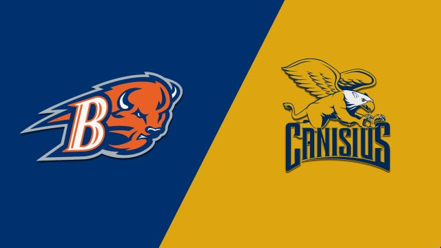 Bucknell vs. Canisius (M Basketball)