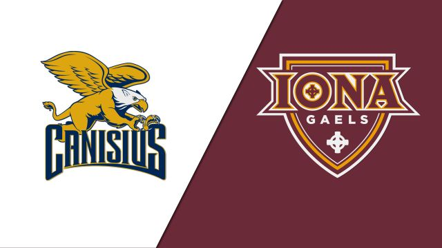 Canisius vs. Iona (M Basketball)