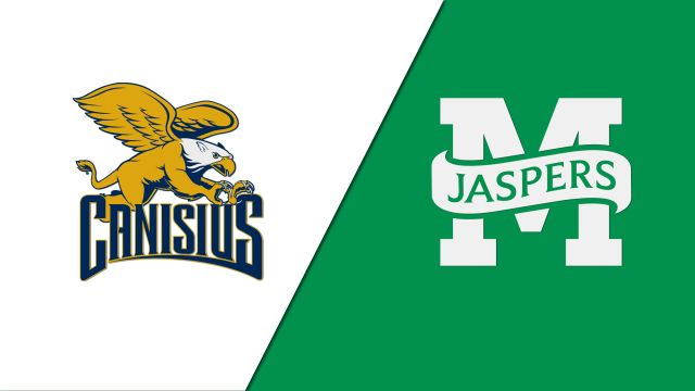 Canisius vs. Manhattan (M Basketball)