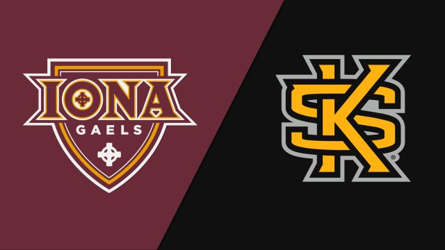 Iona vs. Kennesaw State (M Basketball)