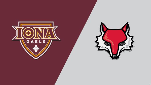 Iona vs. Marist (M Basketball)