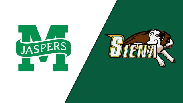 Manhattan vs. Siena (M Basketball)