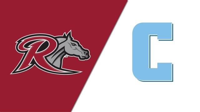 Rider vs. Columbia (Semifinal #1) (M Basketball)