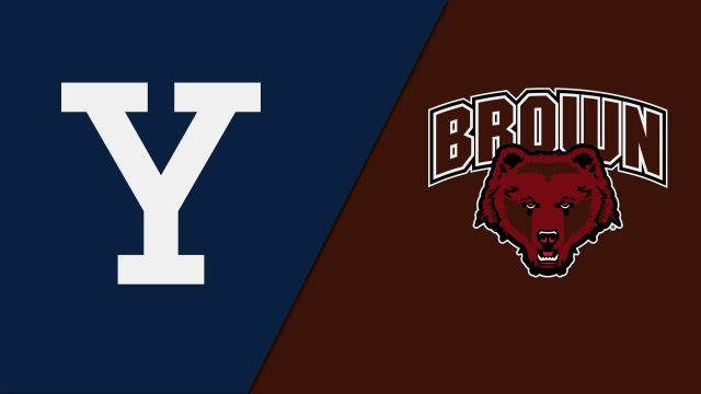 Fri, 1/24 - Yale vs. Brown (M Basketball)