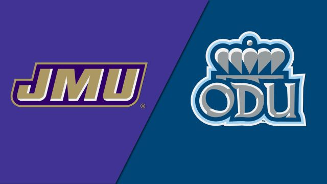 James Madison vs. Old Dominion (M Basketball)