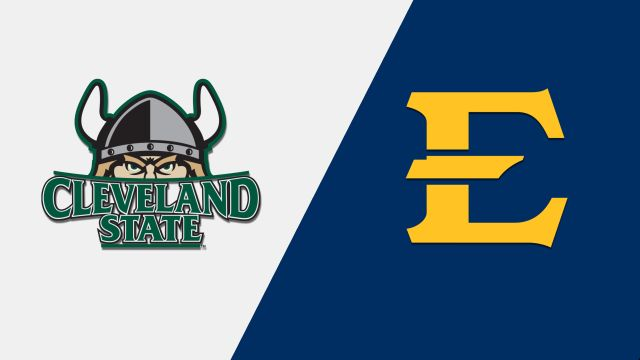 Cleveland State vs. East Tennessee State (M Basketball)