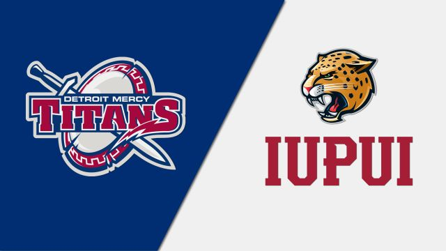 Detroit Mercy vs. IUPUI (M Basketball)