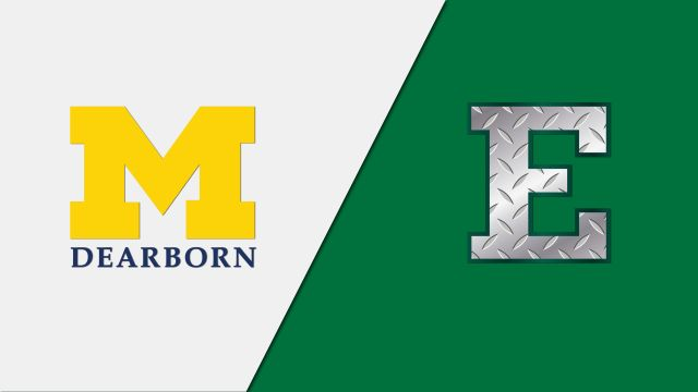 UM Dearborn vs. Eastern Michigan (M Basketball)