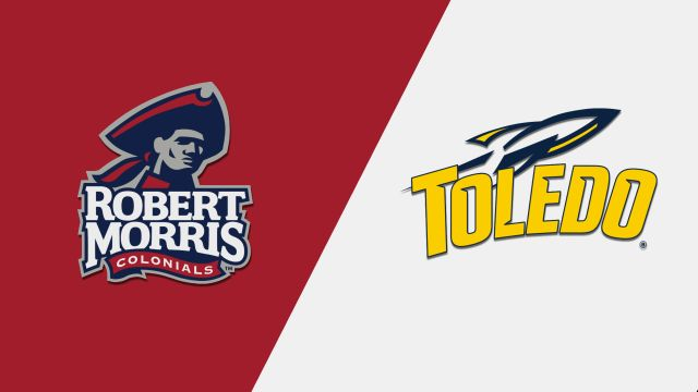 Robert Morris vs. Toledo (M Basketball)