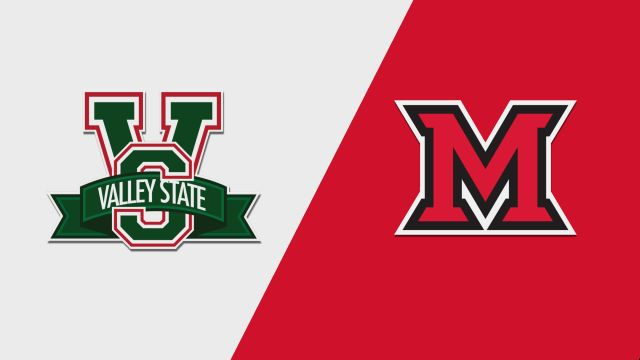 Mississippi Valley State vs. Miami (OH) (M Basketball)