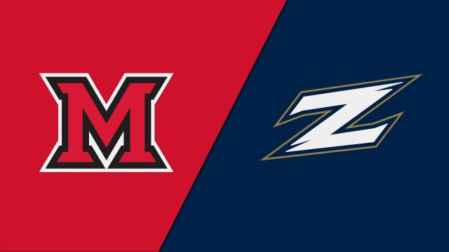 Miami (OH) vs. Akron (M Basketball)