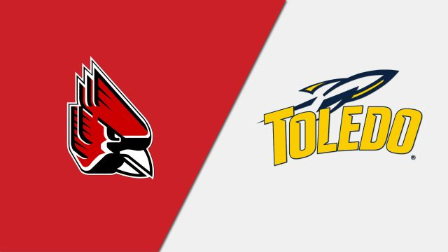 Ball State vs. Toledo (M Basketball)