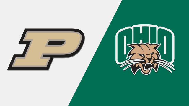 Purdue vs. Ohio (M Basketball)