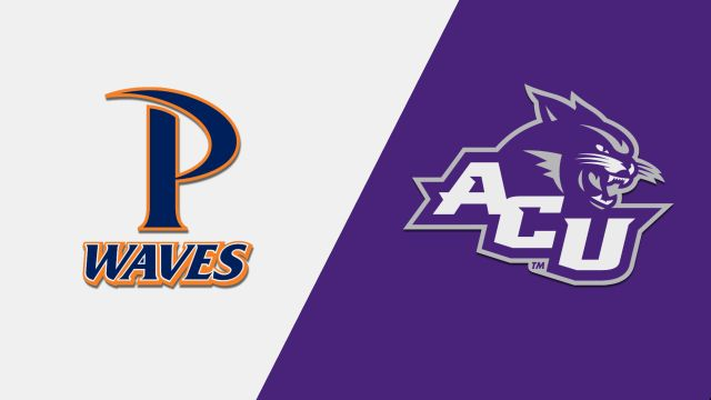 Pepperdine vs. Abilene Christian (M Basketball)