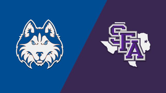 Houston Baptist vs. Stephen F. Austin (M Basketball)