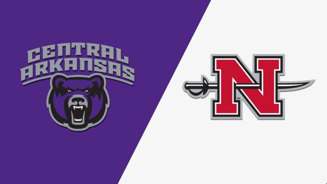 Central Arkansas vs. Nicholls (M Basketball)