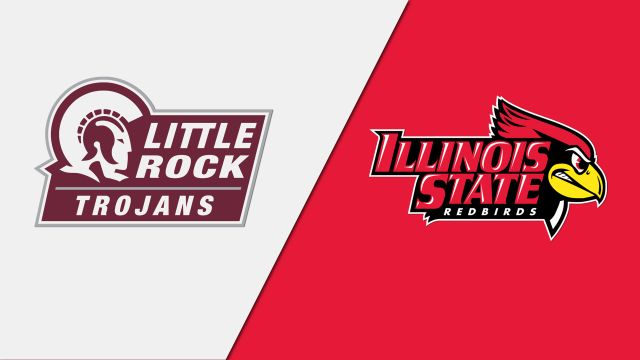 Little Rock vs. Illinois State (M Basketball)