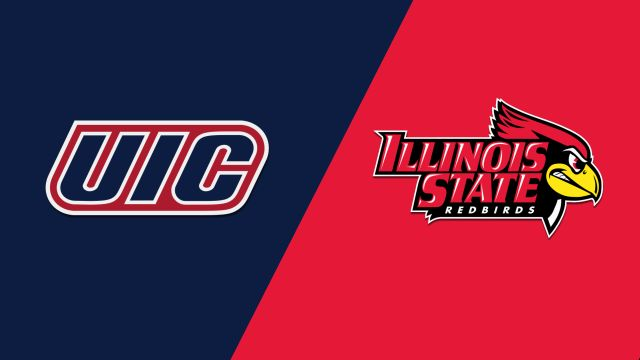 Illinois-Chicago vs. Illinois State (M Basketball)