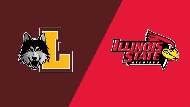 Loyola Chicago vs. Illinois State (Wildcard Game) (M Basketball)