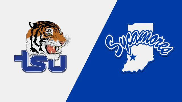 Tennessee State vs. Indiana State (M Basketball)
