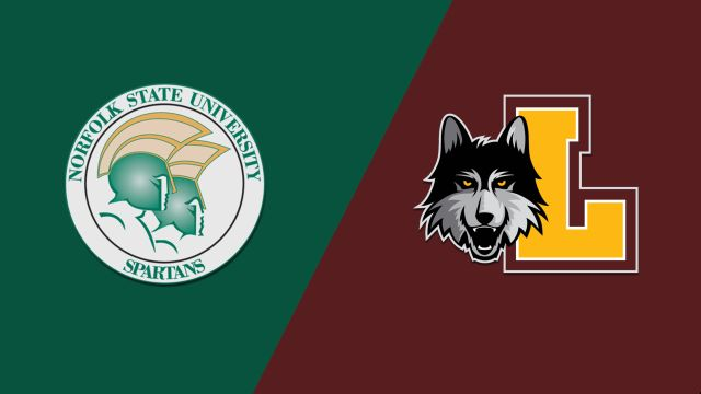 Norfolk State vs. Loyola (M Basketball)