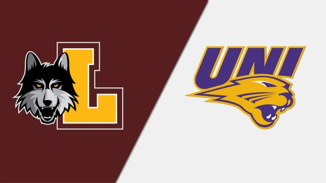 Sun, 1/26 - Loyola Chicago vs. Northern Iowa (M Basketball)