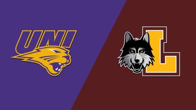 Sat, 2/15 - Northern Iowa vs. Loyola Chicago (M Basketball)