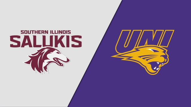 Sun, 2/23 - Southern Illinois vs. Northern Iowa (M Basketball)