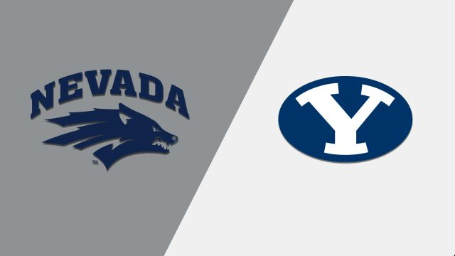 Tue, 12/10 - Nevada vs. BYU (M Basketball)