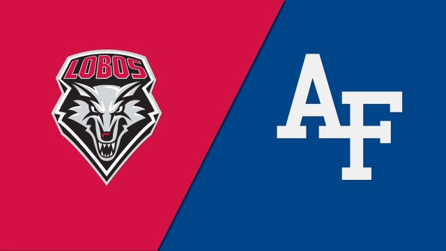 New Mexico vs. Air Force (M Basketball)