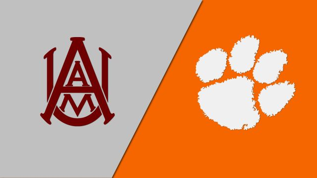 Alabama A&M vs. Clemson (M Basketball)
