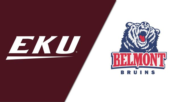 Thu, 1/16 - Eastern Kentucky vs. Belmont (M Basketball)