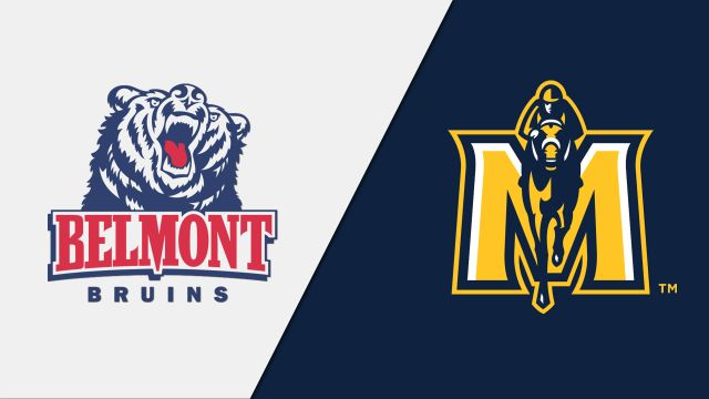 Thu, 1/23 - Belmont vs. Murray State (M Basketball)