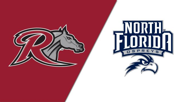Rider vs. North Florida (W Basketball)