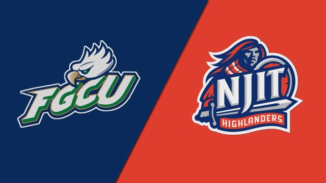 Florida Gulf Coast vs. NJIT (W Basketball)