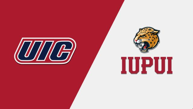 UIC vs. IUPUI (M Basketball)