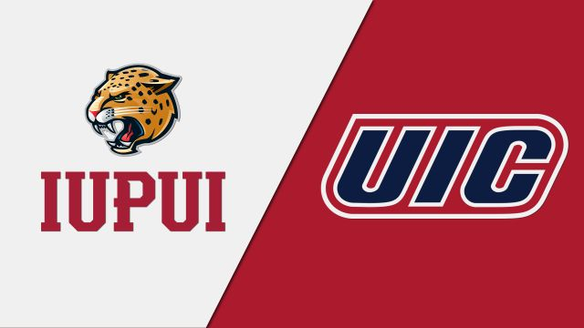 IUPUI vs. UIC (M Basketball)