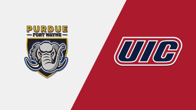 Fort Wayne vs. UIC (M Basketball)
