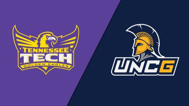 Tennessee Tech vs. UNC Greensboro (M Basketball)