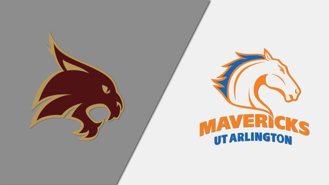 Texas State vs. UT Arlington (M Basketball)
