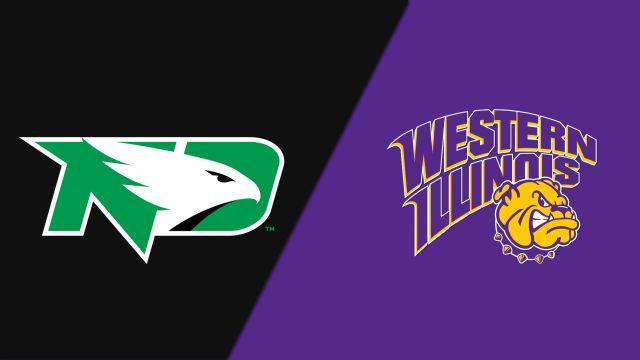 North Dakota vs. Western Illinois (M Basketball)
