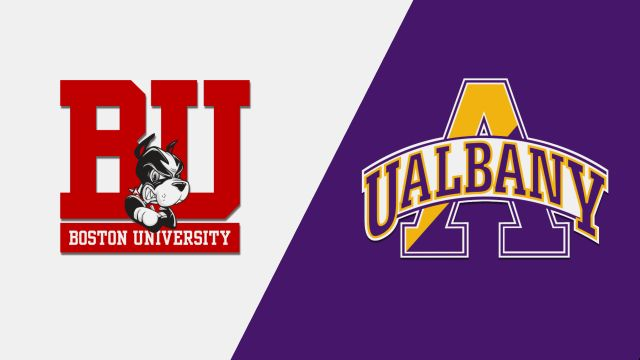 Boston University vs. Albany (W Basketball)