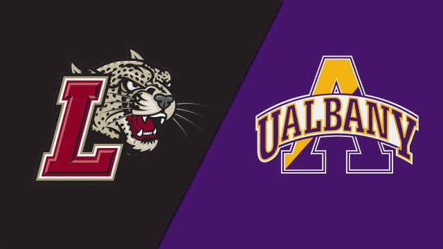 Lafayette vs. Albany (W Basketball)
