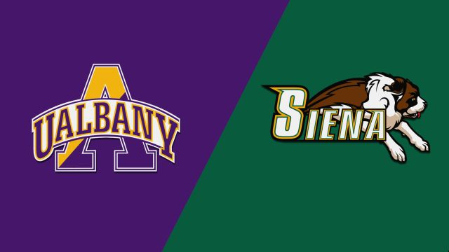 Albany vs. Siena (W Basketball)